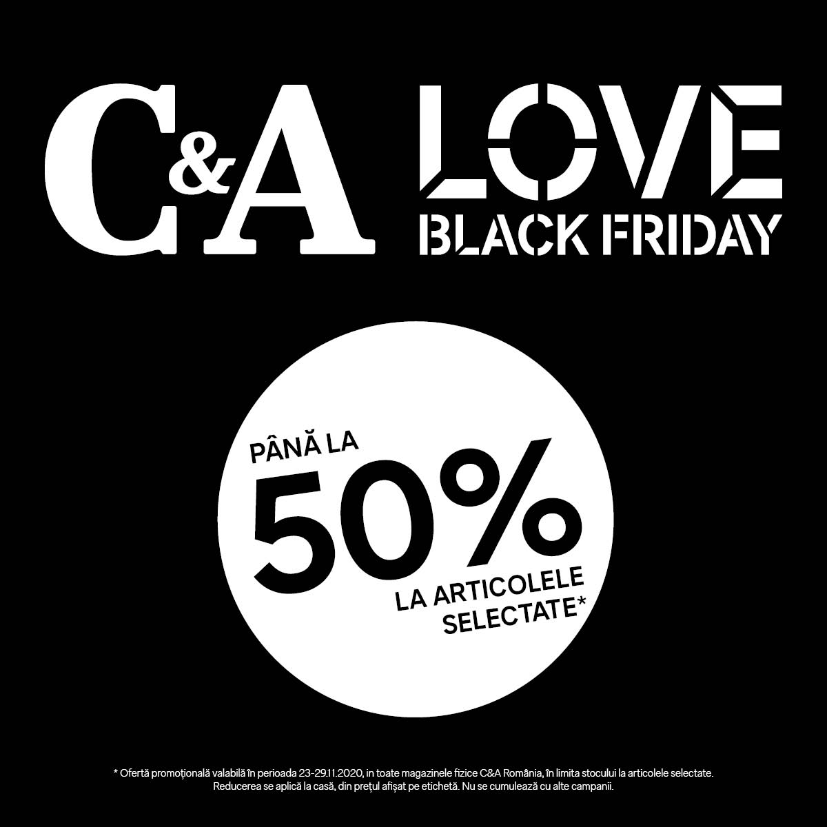 black friday la c&a